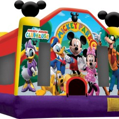 Minnie Mouse Chairs For Kids Low Profile Camping Mickey Bounce House Rentals | Jumpers