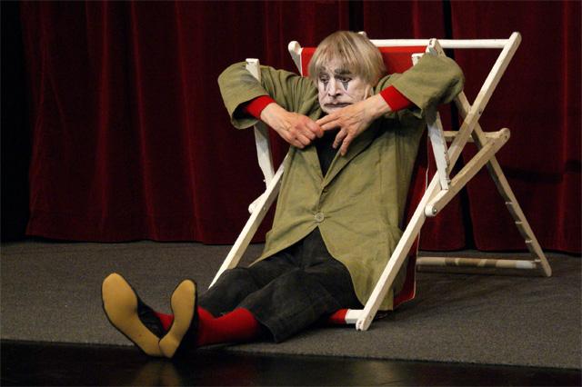 Clown Dimitri  Dimitri Clown