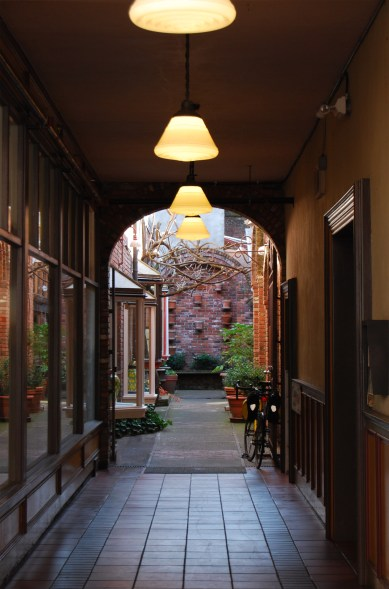 Outer Hallway