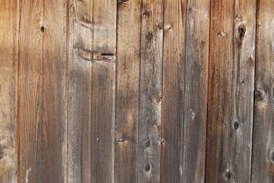 Fence Wood Untreated