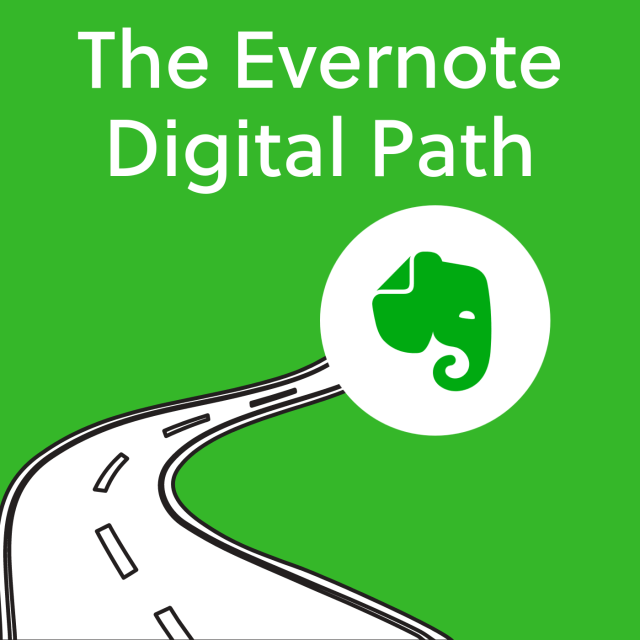 ecc, evernote podcast, all about digital, paperless, digital nomad