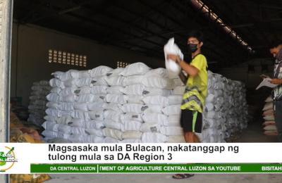 Magsasaka mula sa Bulacan, nakatanggap ng tulong mula sa DA Region 3 | Agri-Balita Central Luzon