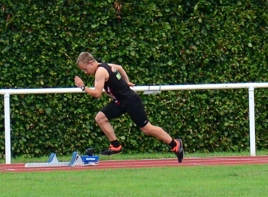 """22/08/2020 Kortrijk Sport Atletiek """"Mini-Guldensporen"""""""