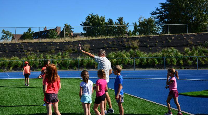 Stage d'athlétisme :Technique de lancer