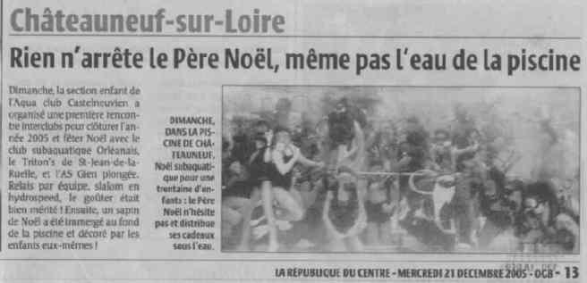 La République du Centre – 21/12/2006