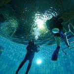 Fosse de plongée 6m