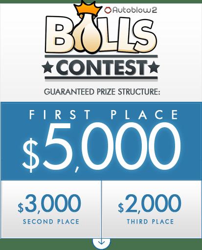 AUTOBLOW BALLS CONTEST un concours de couilles votez pour les plus belles testicules