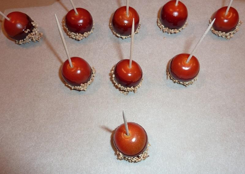 Tomates d'amour - recette st valentin - recette saint valentin - recette tomates cerises 2