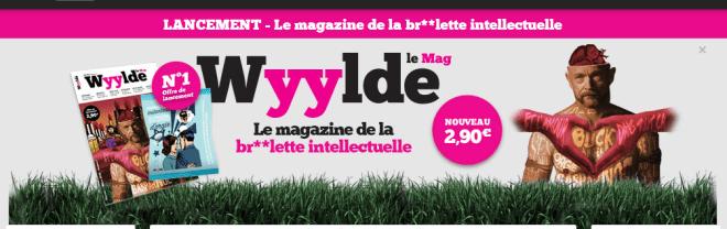 wyylde magazine libertin netechangisme