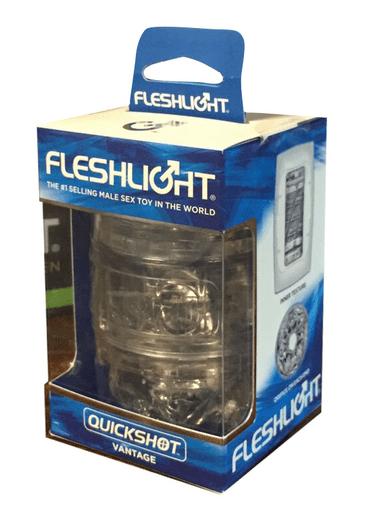 quickshot vantage fleshlight avis essais mode emploi
