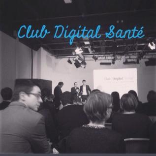 IRL du Club Digital Santé