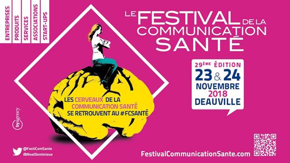 La communication santé sous les projecteurs au #FCSante - Club Digital Santé