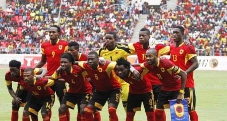 Angola vence Guiné-Bissau em particular antes do CAN 2019