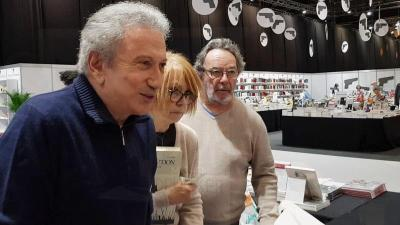 michel drucker salon du livre de genève 2019