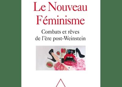Livre : Le nouveau féminisme, Barbara Polla