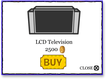 club-penguin-lcd-television
