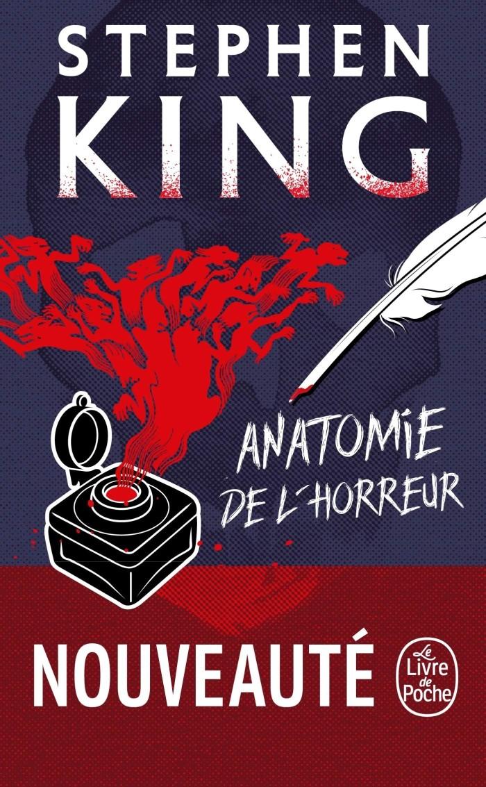 Dernier Livre De Stephen King : dernier, livre, stephen, Anatomie, L'horreur, Stephen, Arrive, Septembre, Livre, Poche, STEPHEN