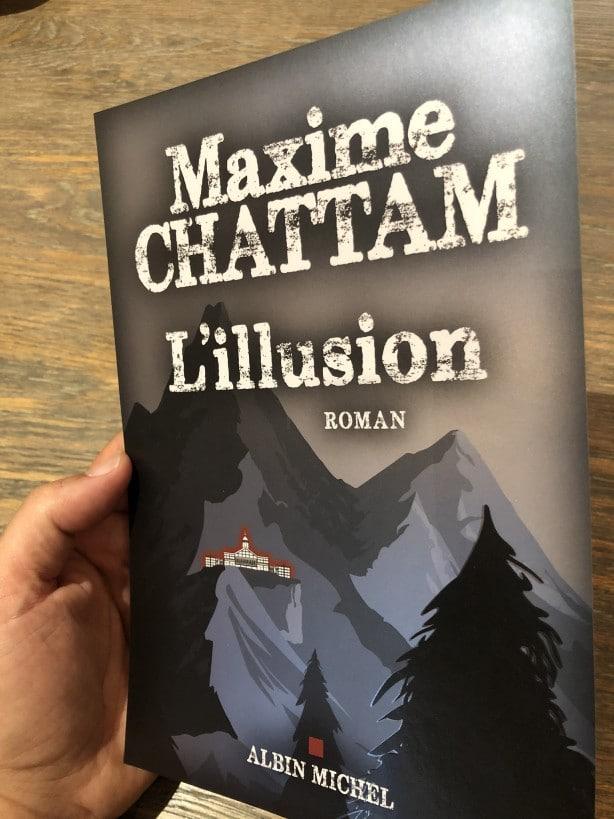 Dernier Livre De Maxime Chattam : dernier, livre, maxime, chattam, L'illusion, Nouveau, Livre, Maxime, Chattam,, Maintenant, Disponible, STEPHEN