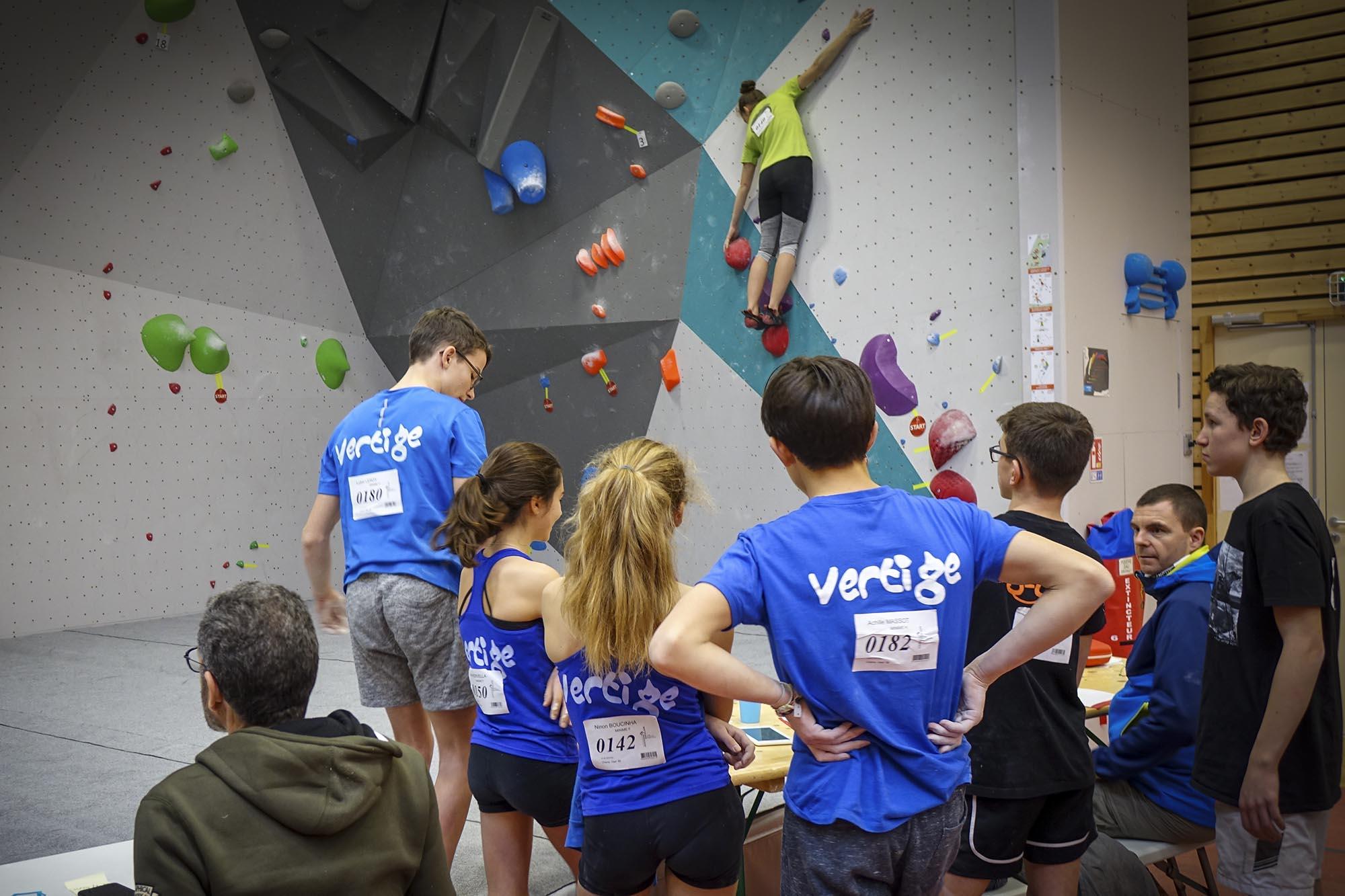 Du bleu sur tous les podiums … ou presque !