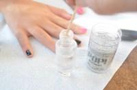 Microbead Manicure Tutorial