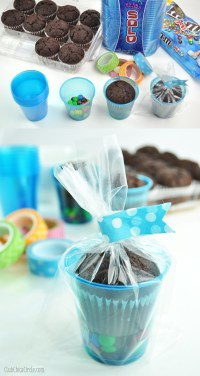 Easy Party Treat Cup Ideas & Giveaway