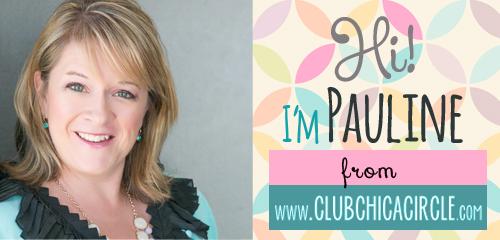 Pauline Molinari Monday Funday Blogger