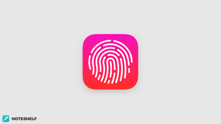 Touch ID Support in Noteshelf 2