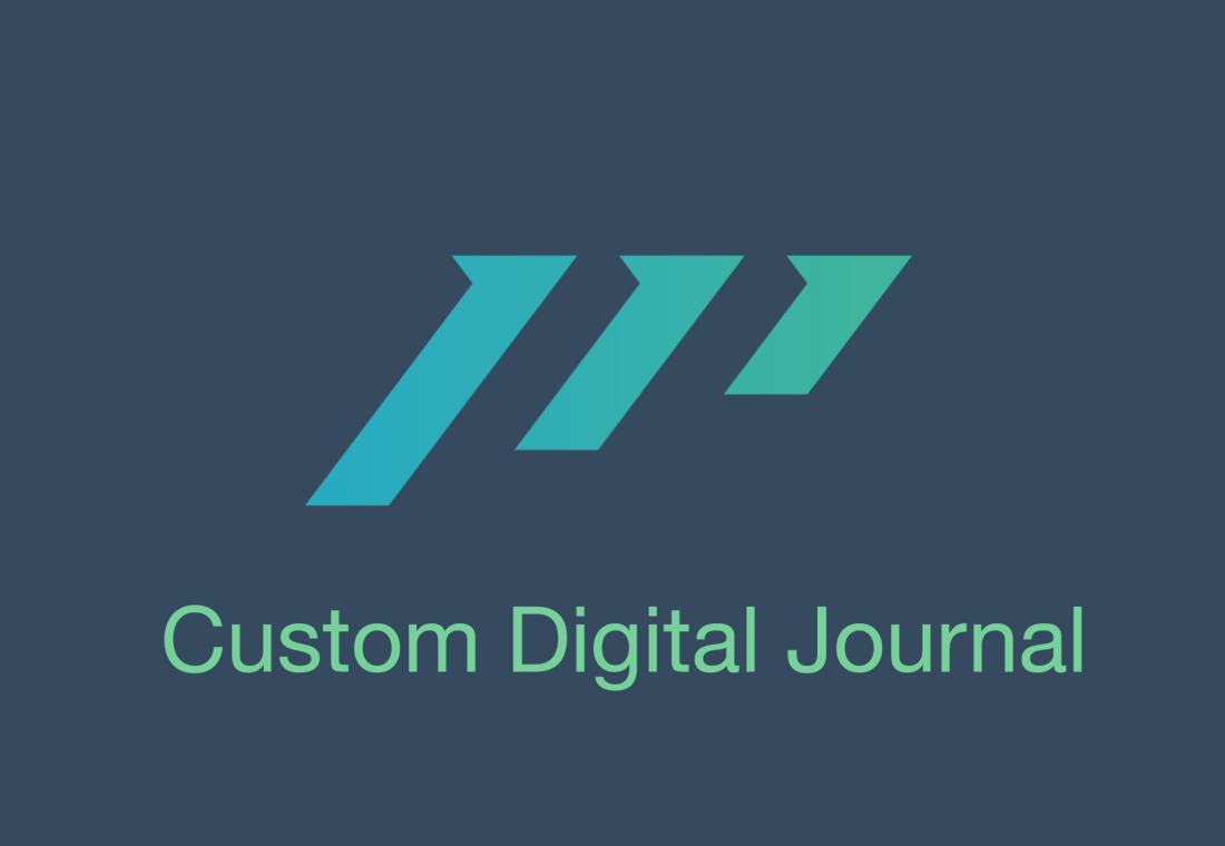 custom digital journal Tom Solid Paperless Movement