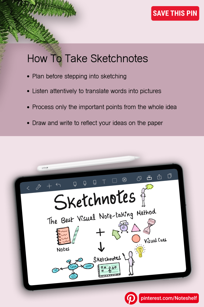 How to take sketchnotes