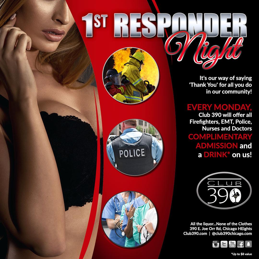 First Responder Night