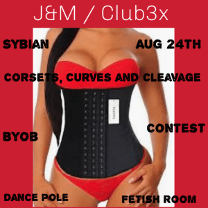 Corsets, Curves and Cleavage @ Club3X | Cocoa | Florida | United States