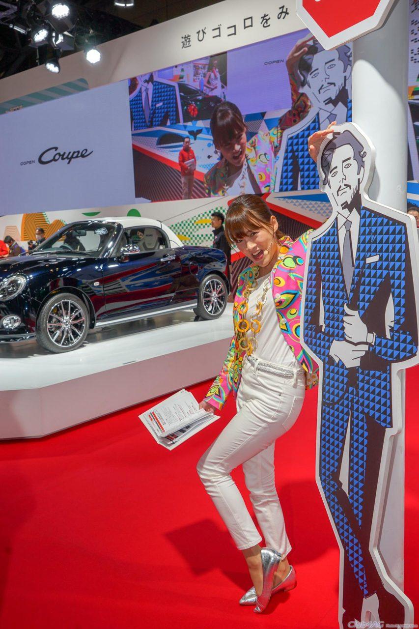 Tokyo Auto Salon 2019  Club4AG