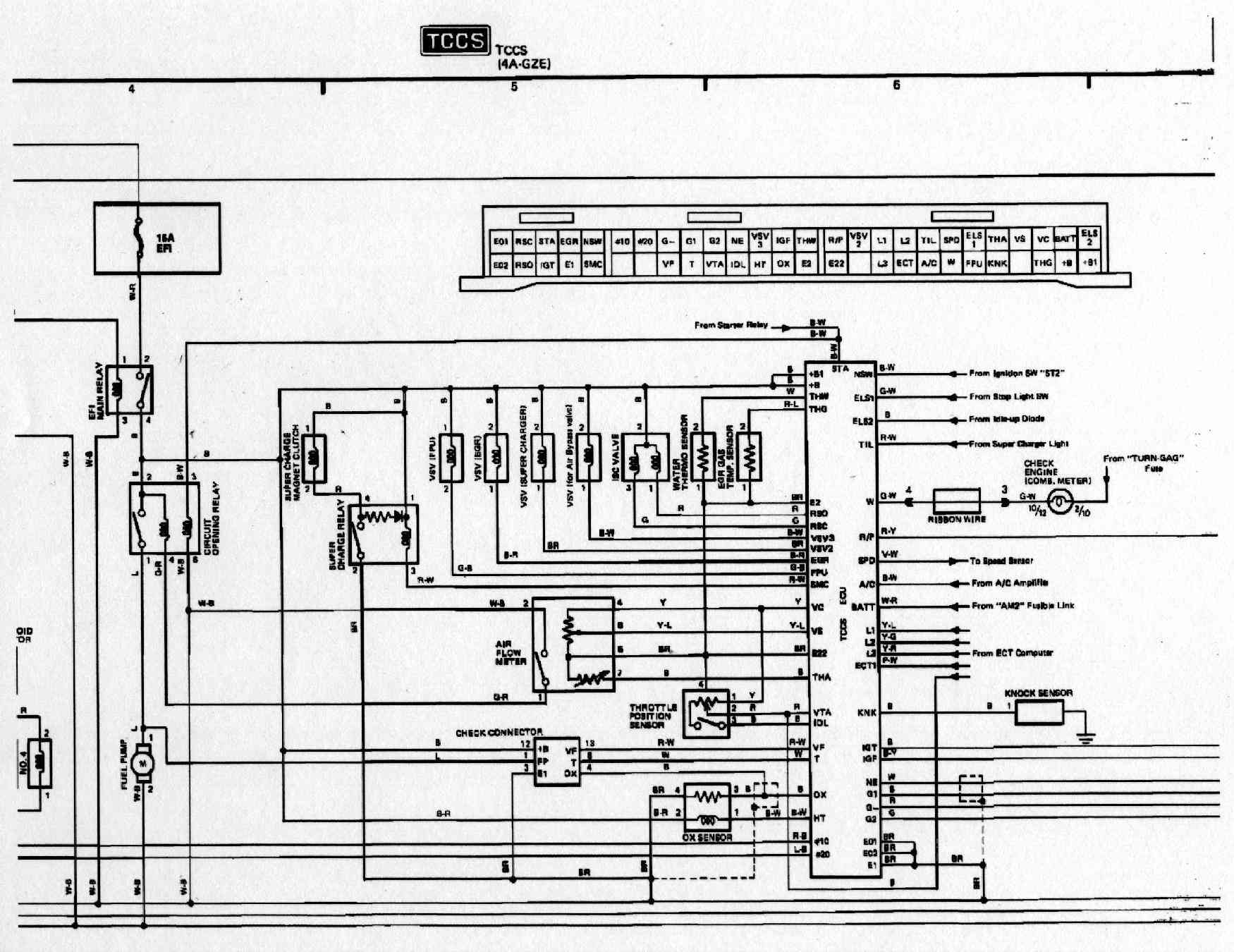 1985 toyota mr2 wiring diagram chevy prizm parts 85 get free image about