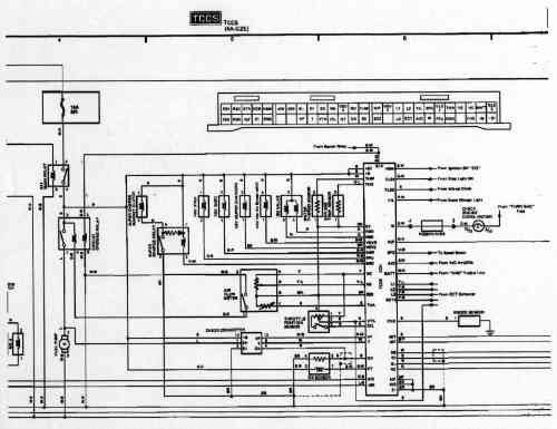 small resolution of wiring diagram for 1985 mr2 schematic diagram91 mr2 wire loom diagram wiring diagram online 1985 toyota