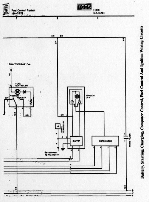 small resolution of toyotum ignition coil w igniter diagram