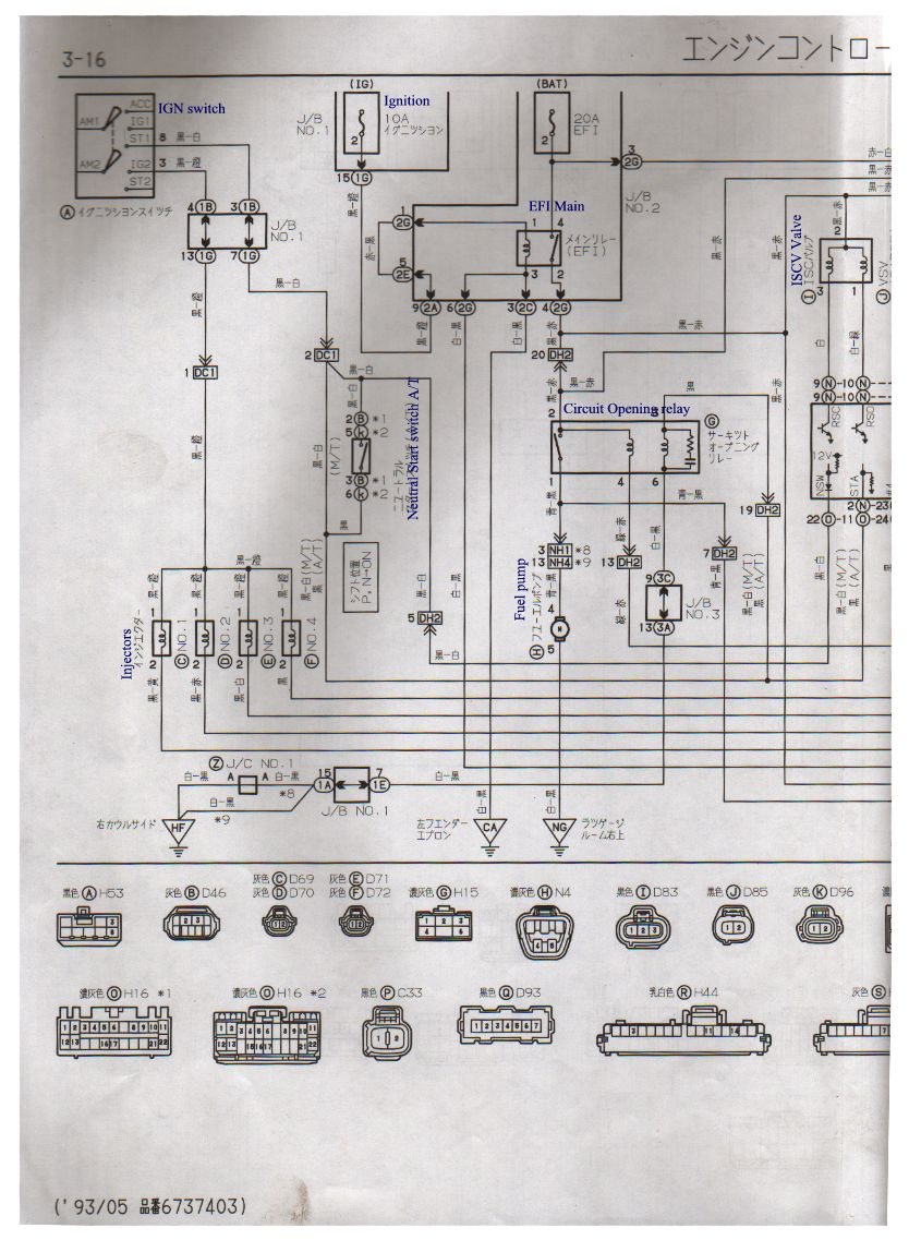 Wiring Diagram Isc Great Corolla