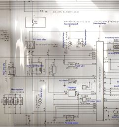 Ae86 Ac Wire Diagram - interior wiring diagram wiring ... Ae Cooling Fan Wiring Diagram on
