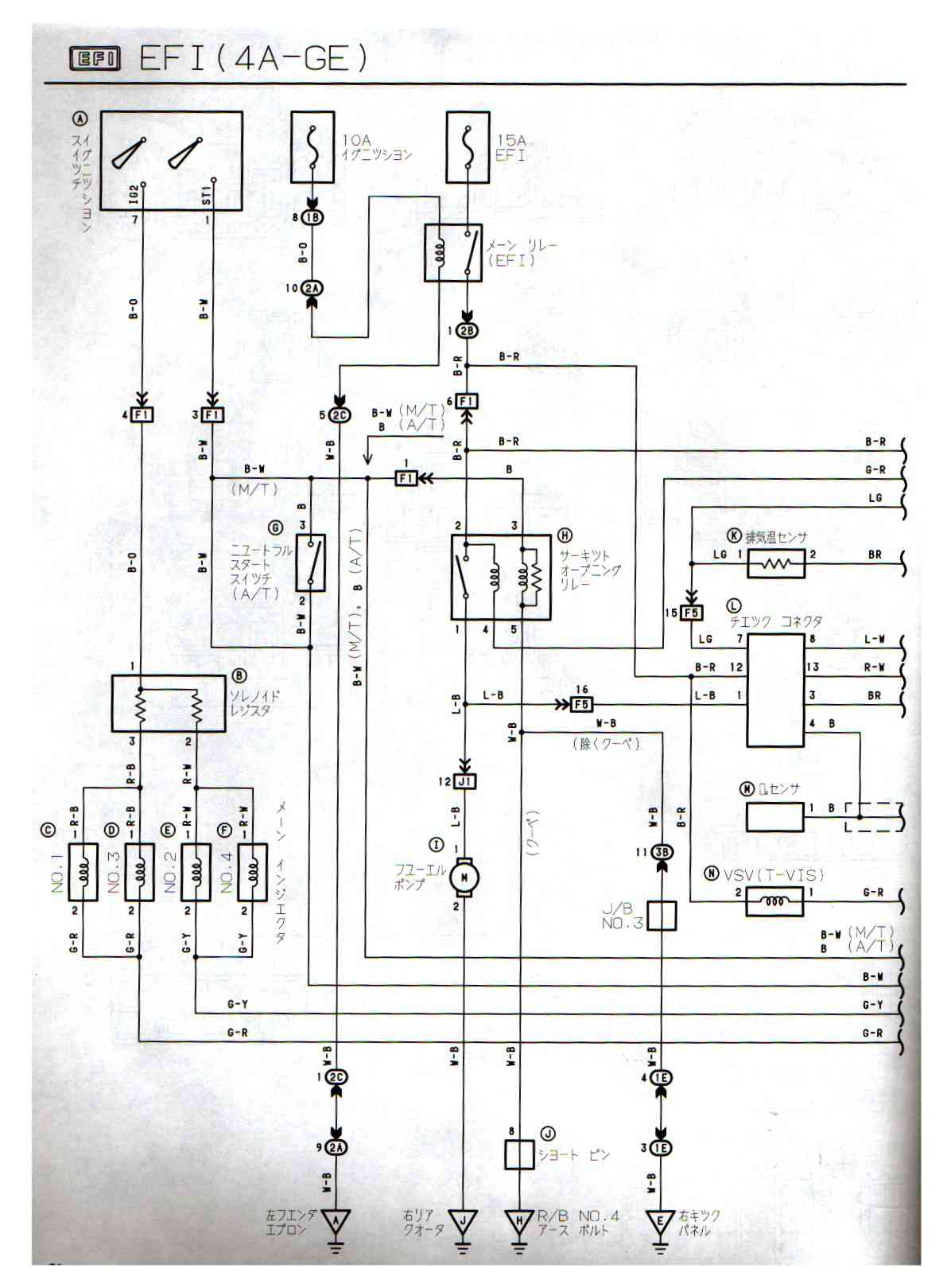 ... toyota 4age wiring diagram wiring diagrams schematics 4age 20v blacktop  wiring diagram toyota 4age 16v wiring