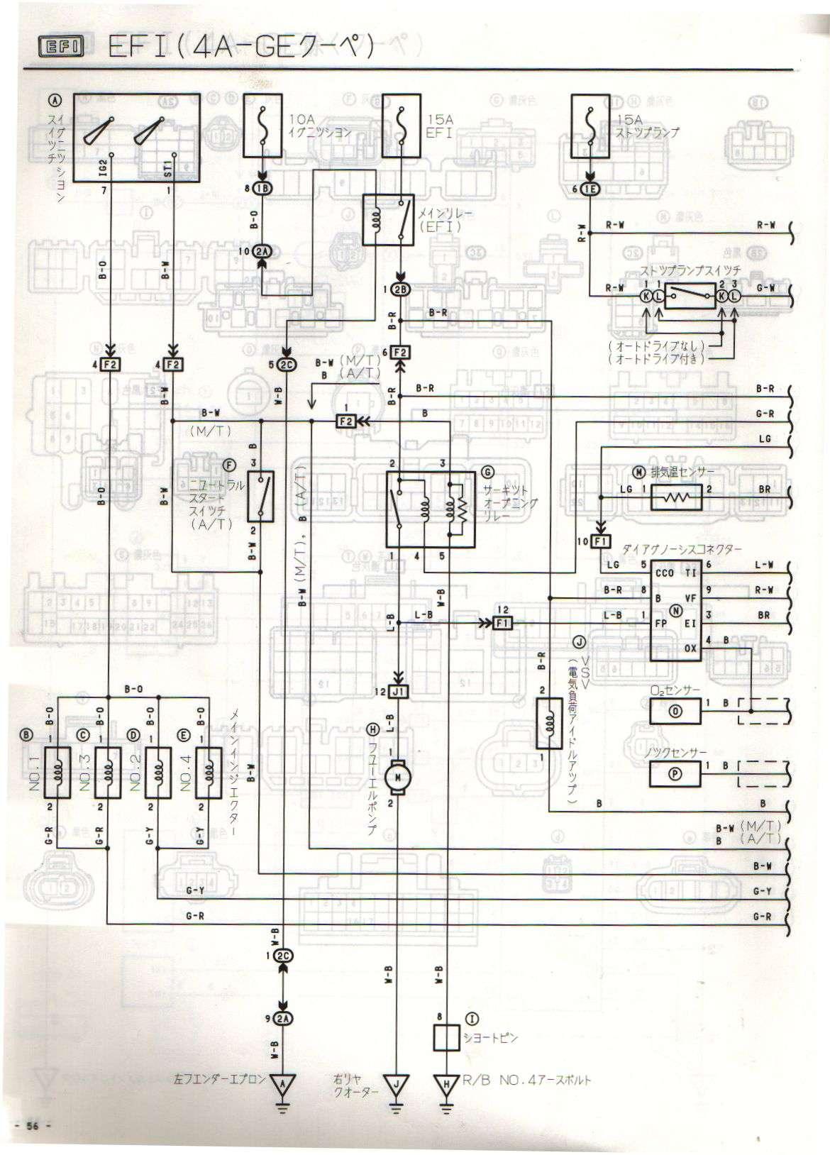 ae92 4age wiring diagram