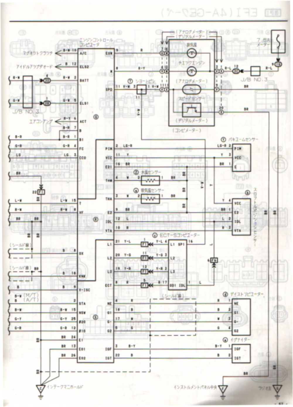 medium resolution of adjusting my ect wiring diagram