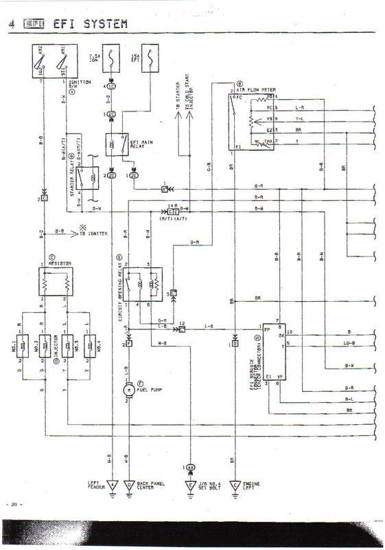 ae86 wiring diagram - Wiring Diagram