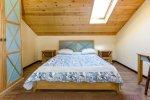 Двухкомнатные апартаменты в мини-гостинице Вершина в Гуамке