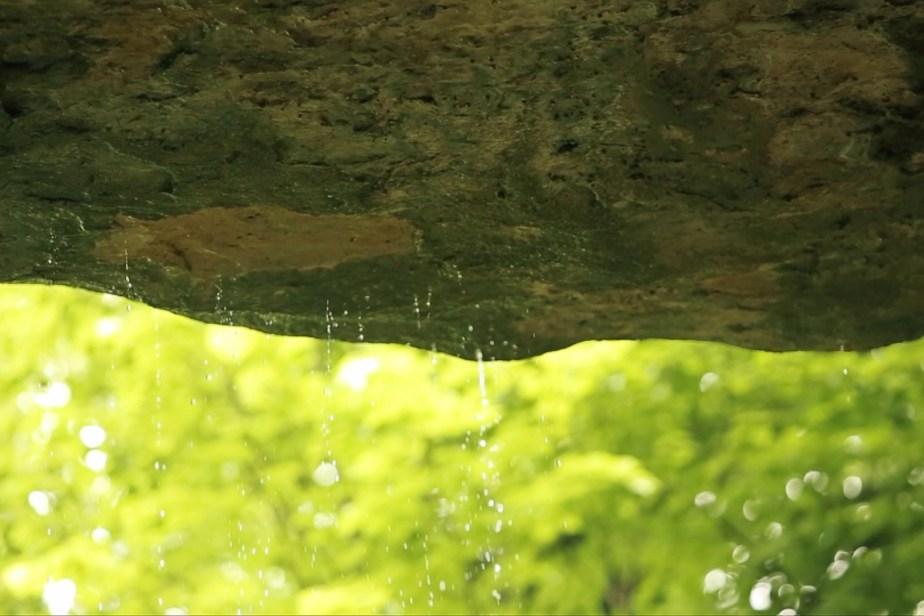 Монахова пещера в Гуамке