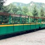 Экскурсионный поезд в Гуамке