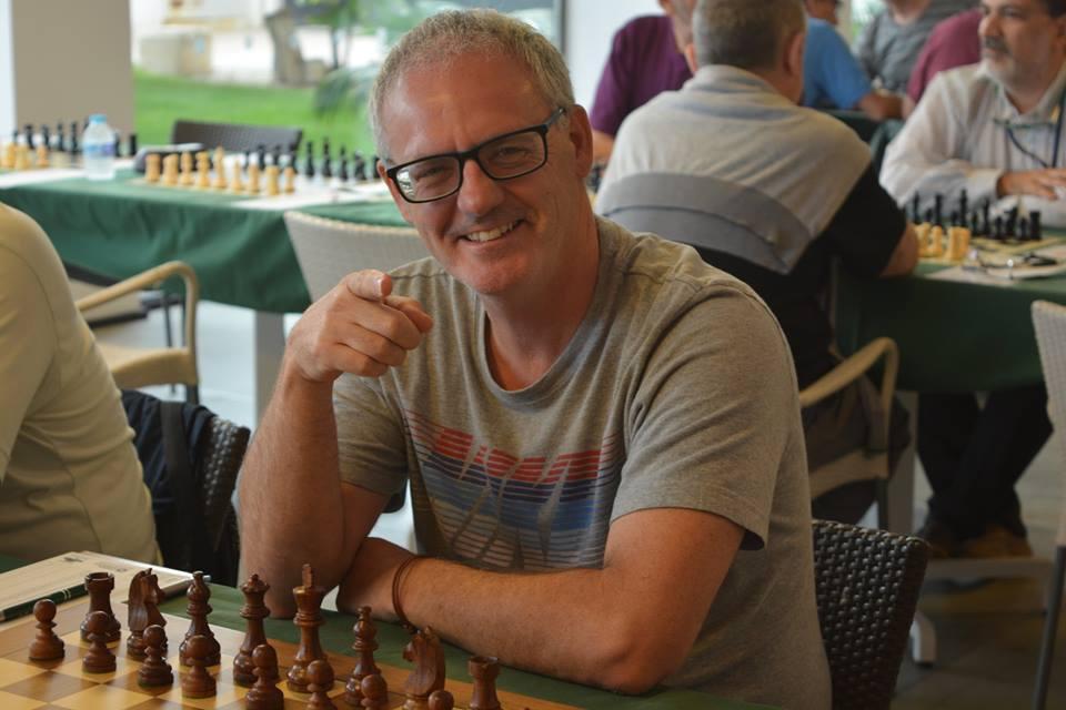 Antonio Cantero 4º en el Campeonato de España Veteranos 2017