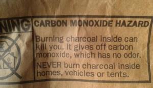 carbon mono poison
