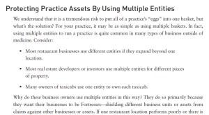 multiple entities