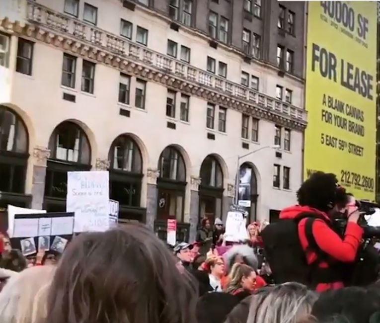 women march 2