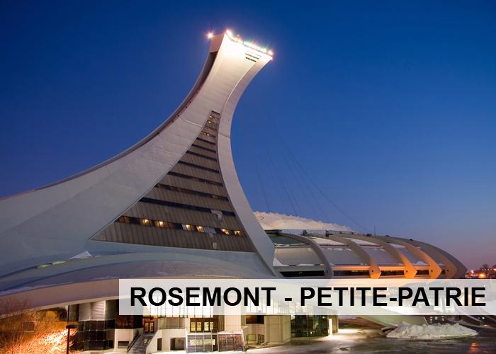 Rosemont - Petite-Patrie Condos Appartements