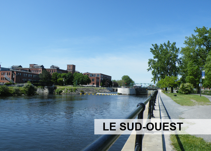 Le Sud-Ouest Condos Appartements